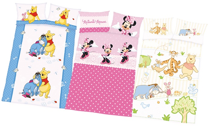 Disney Baby-Bettwäsche-Set | Groupon Goods