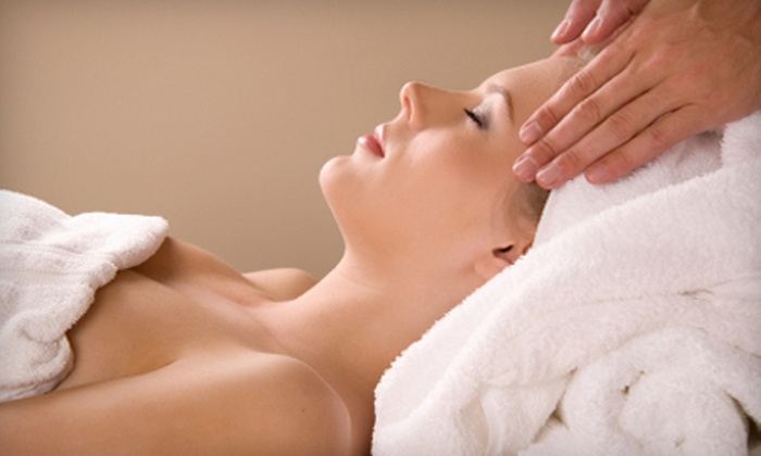 Infinity Day Spa - Astoria: $59 for a Swedish Massage and Deep-Cleansing Facial at Infinity Day Spa in Astoria ($130 Value)