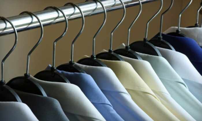 Executive Dry Cleaners - Belltown: $20 for $40 Worth of Dry Cleaning at Executive Dry Cleaners