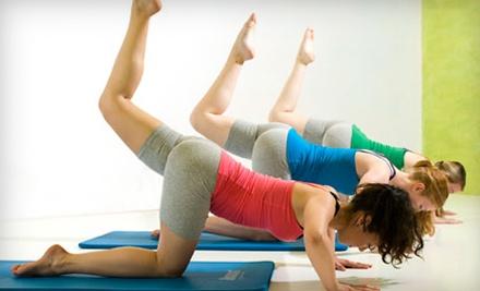 Pilates Bodywork - Pilates Bodywork in Davis
