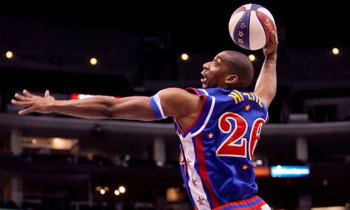 Harlem Globetrotters VIP Experience - Multiple Locations: $5,000 for a Private Basketball Experience for Up to 10 with the Harlem Globetrotters