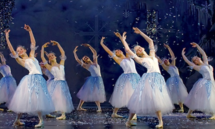 """""""The Nutcracker"""" presented by Appalachian Ballet Company - Knoxville: $20 for an Appalachian Ballet Company Outing to See """"The Nutcracker"""" on December 3 or 4 (Up to $41 Value)"""