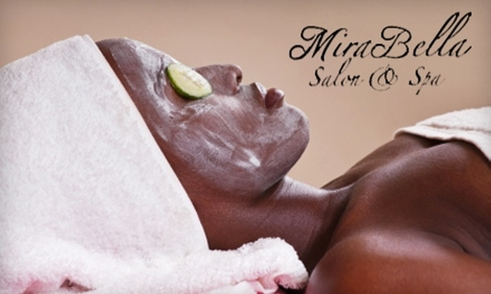MiraBella Salon & Spa - Boise City: $45 for a Facial, Collagen Eye Treatment, and Chemical Peel from MiraBella Salon & Spa