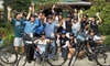 E2ride Bike Tours - Multiple Locations: Historic Bike Tour for One or Two from e2ride bike tours (Up to 69% Off)