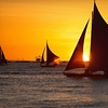 51% Off Sunset Sailing Cruise for Up to Six