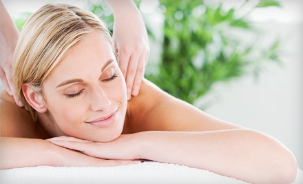 One 60-Minute Custom Massage (a $85 value) - Dharma Healing Center in Providence