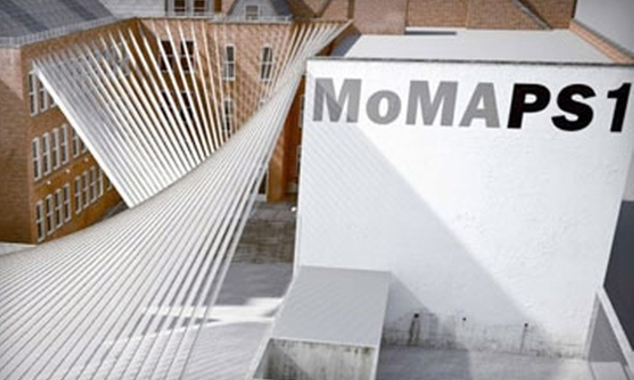 MoMA PS1 - Long Island City: $10 for Two Admissions to MoMA PS1 in Long Island City (Up to $20 Value)