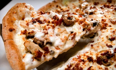 $16 Groupon to Wheat State Pizza - Wheat State Pizza in Derby