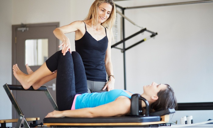 Synergy Physical Therapy & Pilates - Bel-Red: Build Long, Lean Muscles During a Pilates Class at Synergy Physical Therapy & Pilates