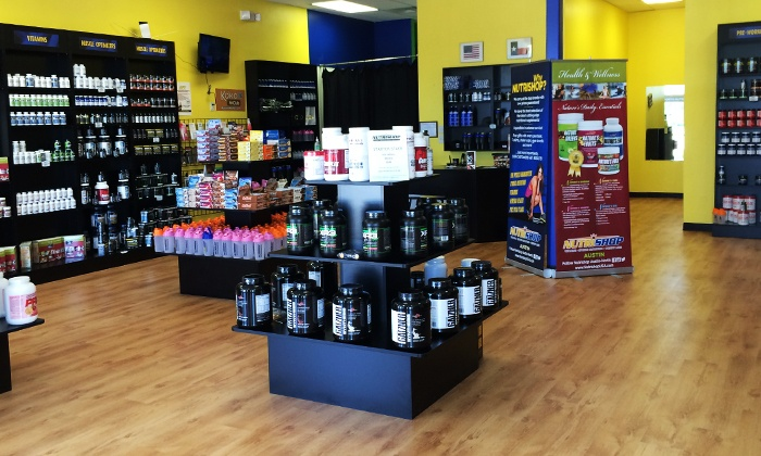 Nutrishop - Cedar Park Town Center: $15 for $30 Worth of Vitamins and Nutritional Supplements at Nutrishop