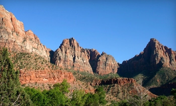 Grand Canyon By Bus - Las Vegas: $99 for a Zion National Park Bus Tour from Grand Canyon By Bus ($209.99 Value)
