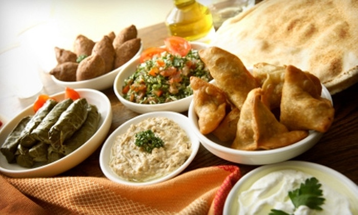 Souk - Capitol Hill: $15 for $35 Worth of Moroccan Fare at Souk