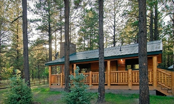One-Night Stay at Greer Lodge Resort & Cabins. Seven Options Available.