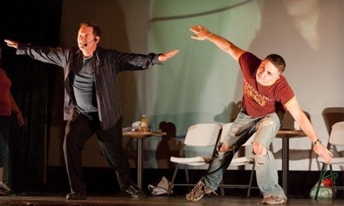 Don't Feed the Actors Improv Comedy Troupe - Syracuse: $10 for One Ticket and Buffet Dinner at a Don't Feed the Actors Improv Comedy Troupe Show ($20 Value)