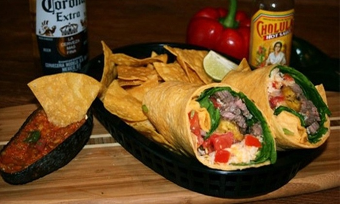 Cabo Taco Mexicali Grill - St. Augustine: $10 for $20 Worth of Mexican Food and Drinks at Cabo Taco Mexicali Grill in St. Augustine