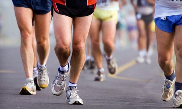 Presidio 10 - Presidio: 10-Kilometer or 10-Mile Presidio 10 Race Entry on Sunday, April 15 (Up to 60% Off)
