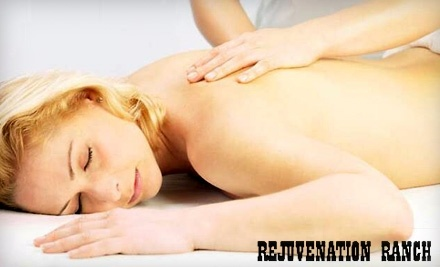 Rejuvenation Ranch: 60-Minute Swedish Massage - Rujuvenation Ranch in Crowley