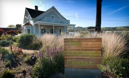 The Ecology Center - The Ecology Center in San Juan Capistrano
