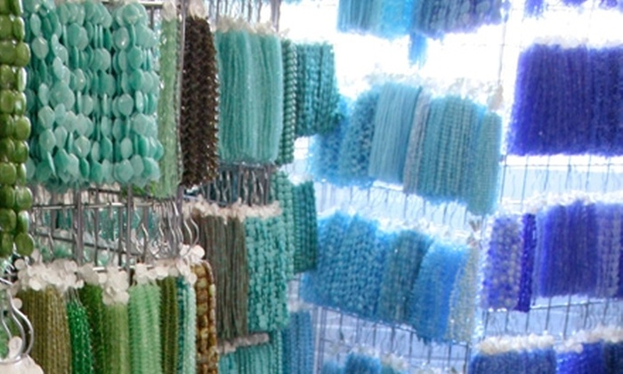 Fandangle Bead Store - Stony Point: $10 for $20 Worth of Beads, Tools, and Stringing Material at Fandangle Bead Store