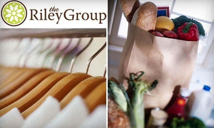 The Riley Group - Northeast Oklahoma City: $35 for Four Hours of Errand Service from The Riley Group