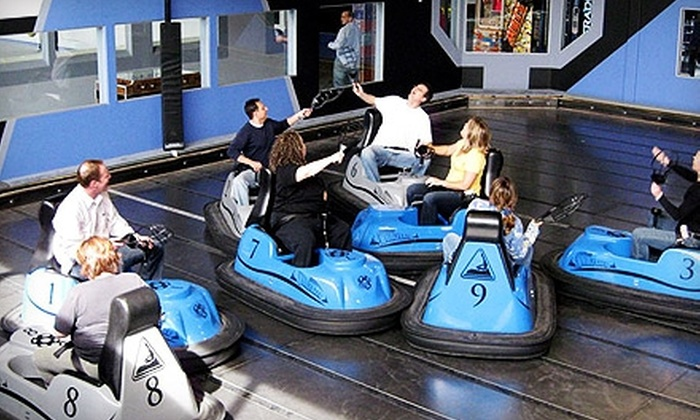 The eZone - Islington - City Centre West: $55 for 30 Minutes of WhirlyBall for Up to 10 People at The eZone ($125 Value)