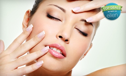 Spa Package for 1 (a $110 total value) - Hollywood Blonde Salon in St. Charles