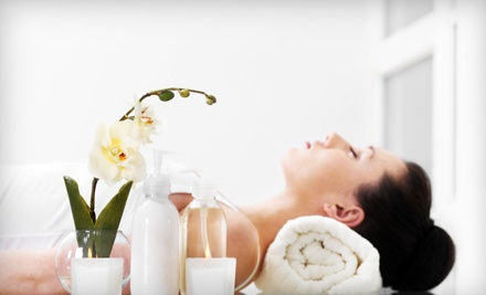NamasDay Wellness Center: Choice of 60-Min. Massage, 60-Min. Enhanced Facial, 60-Min Body Treatment, 60-Min. Reiki-Therapy Session, or 90-Min. Acupuncture Session - NamasDay Wellness Center in Bellevue