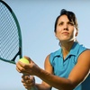 Up to 60% Off Tennis Lessons & Racket Restringing