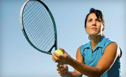 Basic Racket Restringing (a $30 value) - Koziol Tennis Lessons in