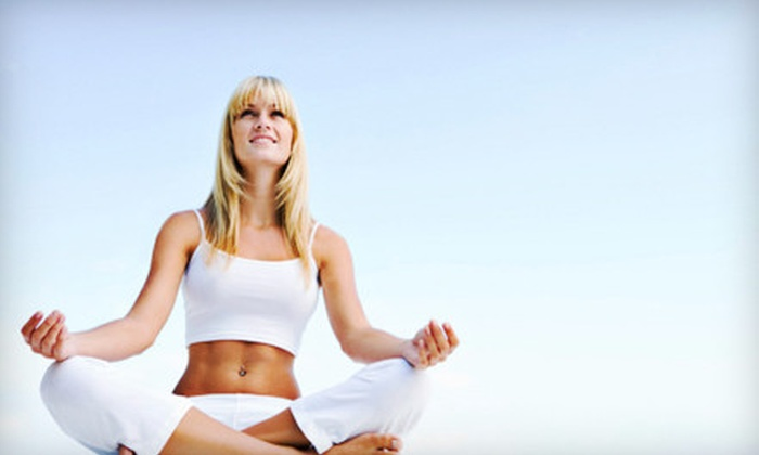 Synergy Center for Yoga and the Healing Arts - Miami Beach: $35 for Five Sexy Yoga Classes at Synergy Center for Yoga and the Healing Arts in Miami Beach ($70 value)