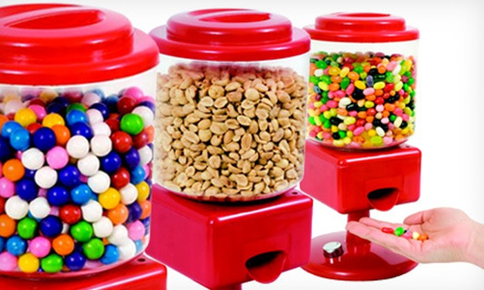 15 for the candy wizard automatic dispenser groupon goods