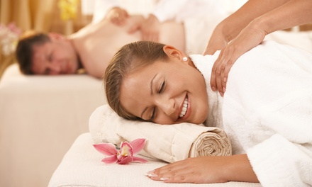 60-Minute Therapeutic Massage for One or Two at Camron Nico Salon (Up to 53% Off)
