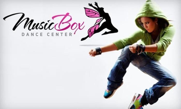 Music Box Dance Center - East Granada Estates: $45 for Six Dance Classes ($90 Value)