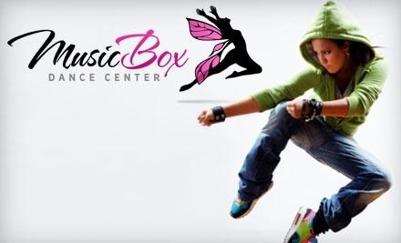Music Box Dance Center - Music Box Dance Center in Glendale