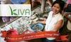 Kiva.org: Save $10 on a $25 Microloan Gift or Credit to Help Global Entrepreneurs through Kiva.org