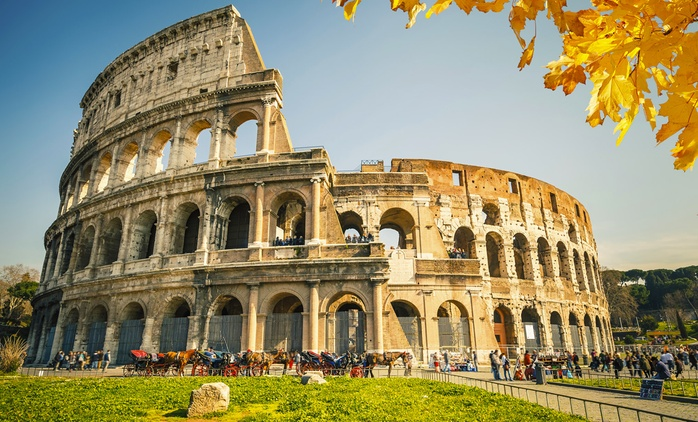 ✈ Venice and Florence or Rome and Florence: 4 or 6 Nights with Return Flights and Train Transfers at Choice of Hotels*