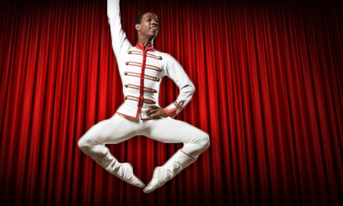 """Ballet Memphis - Multiple Locations: One Ticket to """"Nutcracker,"""" Performed by Ballet Memphis at The Orpheum (Up to 51% Off). Six Options Available."""