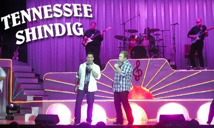 Tennessee Shindig - Pigeon Forge: $24 for Two Tickets to Any Show at Tennessee Shindig ($49.90 Value)