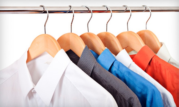 Cleaners To Your Door - Oak Canyon: $15 for $30 Worth of Dry Cleaning or Wedding-Dress Preservation at Cleaners To Your Door