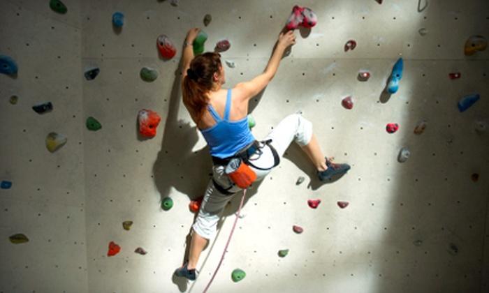 Sportsplex West - Waukee: All-Day or Six-Month Rock Climbing Pass at Sportsplex West
