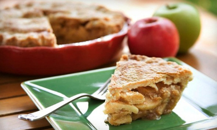 Simply Pies - Santa Barbara: Two or Four Slices of Pie or Quiche at Simply Pies (Up to Half Off)