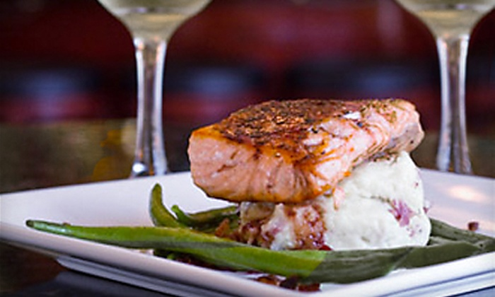 Bliss 525 - Downtown Long Beach: Wine and Appetizer Package for Two or Four at Bliss 525 in Long Beach
