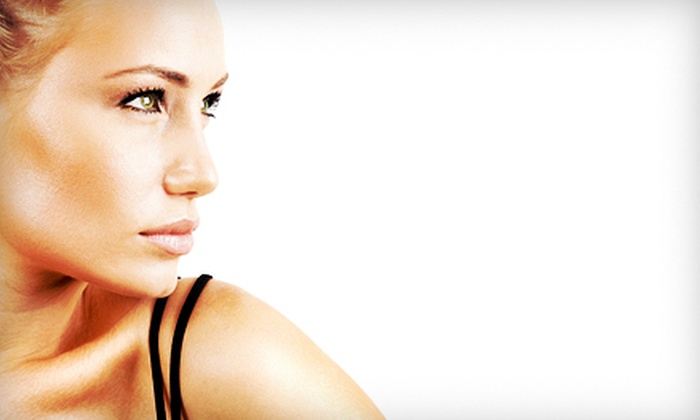 The Sinless Tan - Chicago: One, Three, or Five Spray Tans at The Sinless Tan (Up to 57% Off)
