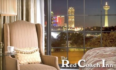 The Red Coach Inn - The Red Coach Inn in Niagara Falls