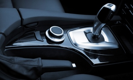 JFC Industries: Executive Detail Car Package  - JFC Industries in