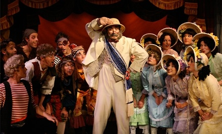 Rocky Mountain Repertory Theatre - Rocky Mountain Repertory Theatre in Grand Lake