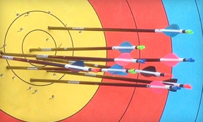 Archery House - Multiple Locations: $30 for Two Hours of Archery Lessons For Two at Archery House ($60 Value)