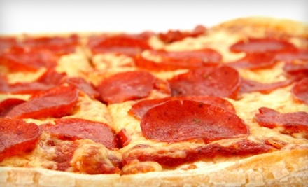 $20 Groupon to Dean's Pizza - Dean's Pizza in Turlock