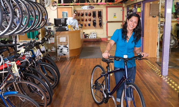 Bicycle Tune Up Collareta Cycling Groupon