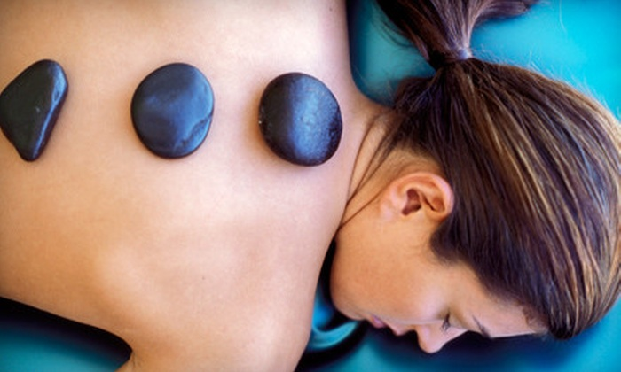 Sacred Space Studio - Madison: Aromatherapy or Hot-Stone Massage or Any Combination of Three Aromatherapy or Hot-Stone Massages at Sacred Space Studio (Up to 62% Off)